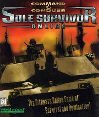 Command & Conquer: Sole Survivor  (PC, 1997) - Games Found Here
