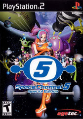 Space Channel 5 Special Edition (Sony PlayStation 2, 2003) Complete - Games Found Here