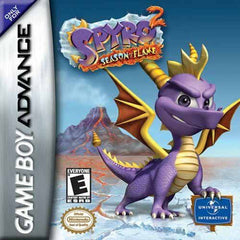 Spyro 2: Season of Flame (Nintendo Game Boy Advance, 2002) - Games Found Here  - 1