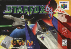 Star Fox 64 (Nintendo 64, 1997) - Games Found Here  - 1