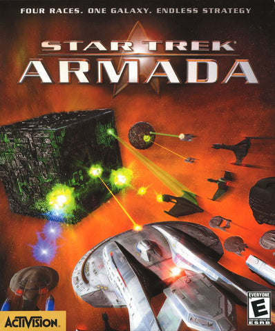 Star Trek: Armada (PC, 2000) Complete