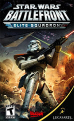 Star Wars: Battlefront -- Elite Squadron (Sony PSP, 2009) - Games Found Here
