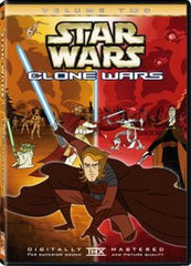 Star Wars - Clone Wars: Vol. 2 (DVD, 2005)
