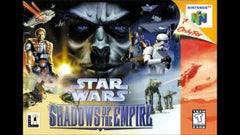 Star Wars: Shadows of the Empire (Nintendo 64, 1996) - Games Found Here  - 1