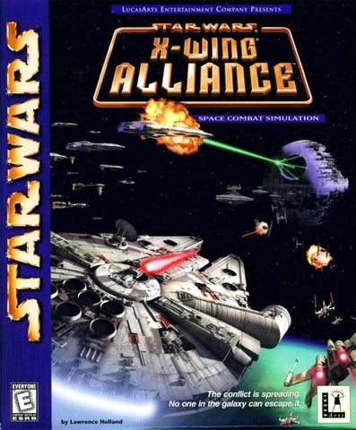 Star Wars: X-Wing Alliance -- LucasArts Archive Series (PC, 2001)