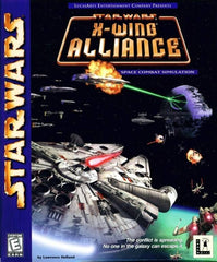 Star Wars: X-Wing Alliance -- LucasArts Archive Series (PC, 2001) - Games Found Here