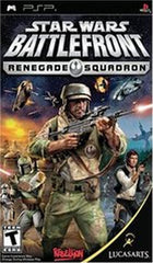 Star Wars: Battlefront -- Renegade Squadron (Sony PSP, 2007) - Games Found Here