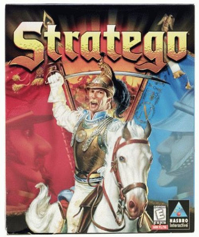 Stratego  (PC, 1998) New Factory Sealed