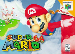 Super Mario 64 (Nintendo 64, 1996) - Games Found Here  - 1