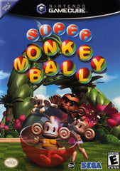 Super Monkey Ball (Nintendo GameCube, 2001)