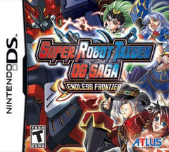Super Robot Taisen OG Saga: Endless Frontier (Nintendo DS, 2009) - Games Found Here  - 1