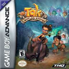 Tak: The Great Juju Challenge (Nintendo Game Boy Advance, 2005) - Games Found Here  - 1