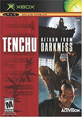 Tenchu: Return From Darkness (Microsoft Xbox, 2004) Complete - Games Found Here