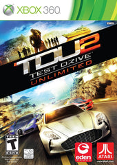 Test Drive Unlimited 2 (Microsoft Xbox 360, 2011) Complete - Games Found Here