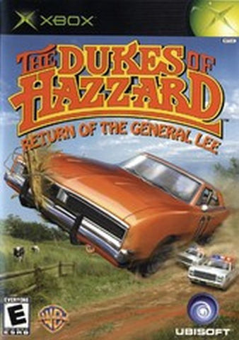 Dukes of Hazzard: Return of the General Lee (Microsoft Xbox, 2004) Complete
