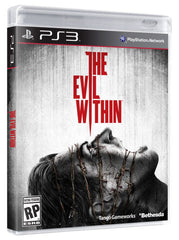 Evil Within (Sony PlayStation 3, 2014)