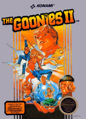 The Goonies II (NES, Nintendo Entertainment System, 1987) - Games Found Here  - 1