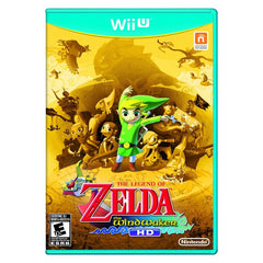 Legend of Zelda: The Wind Waker HD Gold Version (Nintendo Wii U, 2013) - Games Found Here