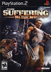 The Suffering Ties That Bind ( Sony PlayStation 2, 2005) Complete