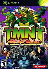 TMNT Mutant Melee (Microsoft Xbox, 2005) Complete - Games Found Here