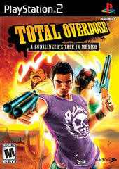 Total Overdose A Gunslinger's Tale in Mexico (Sony PlayStation 2, 2005) Complete - Games Found Here