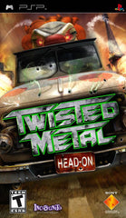 Twisted Metal: Head-On (Sony PSP, 2005) - Games Found Here