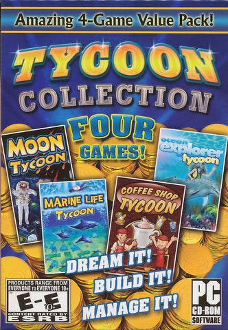 Tycoon Collection  (PC Games, 2010)
