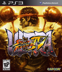 Ultra Street Fighter IV (Sony PlayStation 3, 2014)