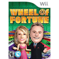 Wheel of Fortune  (Nintendo Wii, 2010) - Games Found Here