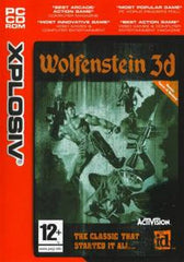 Wolfenstein 3d (PC CD-ROM, 1998) w/ Spear Of Destiny - Games Found Here