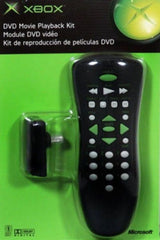 Microsoft Xbox DVD Remote Movie Playback Kit Brand New Factory Sealed - Games Found Here