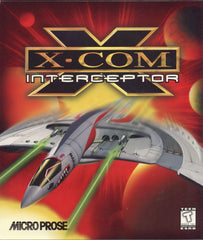 X-COM: Interceptor (PC, 1998) New Factory Sealed