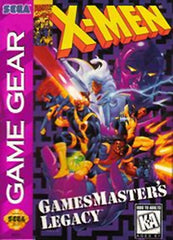 X-Men: GamesMaster's Legacy (Sega Game Gear, 1995) - Games Found Here  - 1