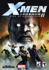 X-Men Legends II 2 Rise of Apocalypse (PC, 2005) In Box - Games Found Here  - 1