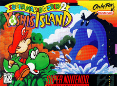 Super Mario World 2: Yoshi's Island (Super Nintendo Entertainment System, 1995) - Games Found Here  - 1