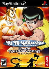Yu Yu Hakusho Ghost Files: Dark Tournament  (Sony PlayStation 2, 2004) - Games Found Here