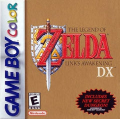 Legend of Zelda: Link's Awakening DX (Nintendo Game Boy Color, 1998) - Games Found Here  - 1