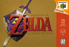 Legend of Zelda: Ocarina of Time (Nintendo 64, 1998) - Games Found Here  - 1