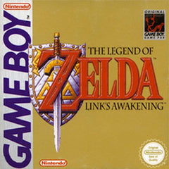 Legend of Zelda: Link's Awakening (Nintendo Game Boy, 1993)