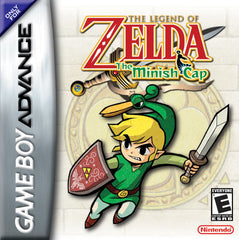 Legend of Zelda: The Minish Cap (Nintendo Game Boy Advance, 2005) - Games Found Here  - 1