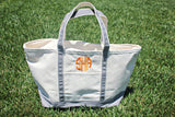 Canvas Tote Bag - Large