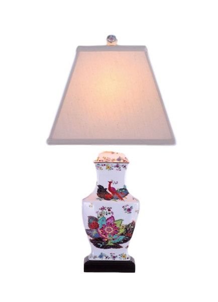 Tobacco Leaf Lamp - Large
