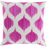 Fuchsia Ogee Pillow