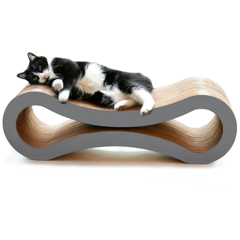 PetFusion Ultimate Cat Scratcher Lounge - PetFusion
