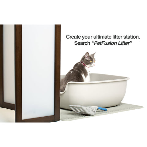 PetFusion BetterBox Large NON-STICK Litter Box - PetFusion