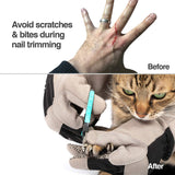 PetFusion Multipurpose Pet Glove (Large) - PetFusion