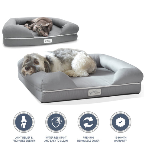 National Pet Day is the perfect time to spoil your pet with an orthopedic dog bed