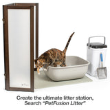PetFusion Portable Cat Litter Disposal - PetFusion