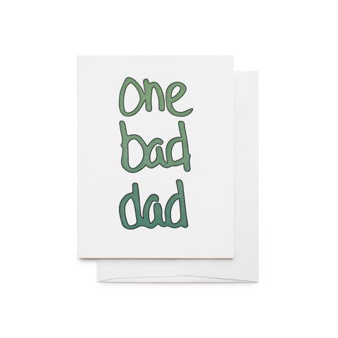 One Bad Dad