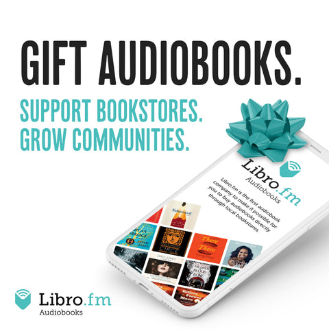 Gift Audiobooks with Libro.fm